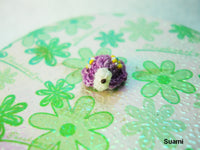 Tiny Flowery Turtle