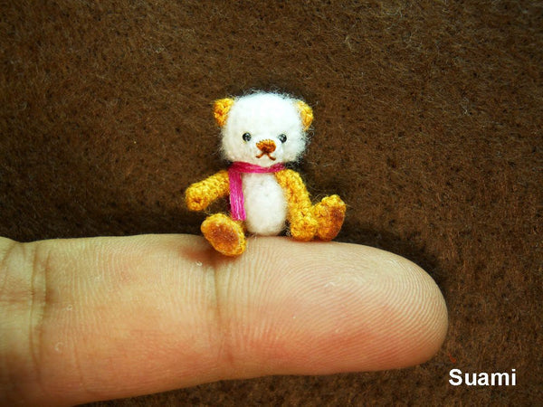 Cute Mohair Teddy Bear