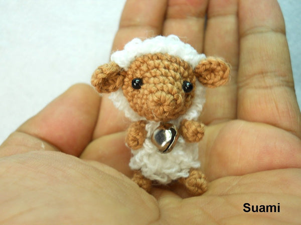 Mini Brown Sheep
