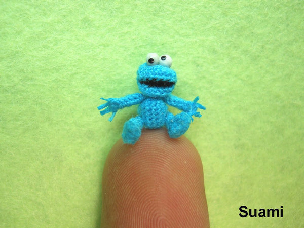 Micro Cookie Monster