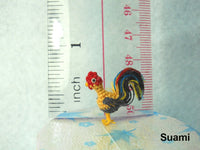 Micro Yellow Cock Rooster