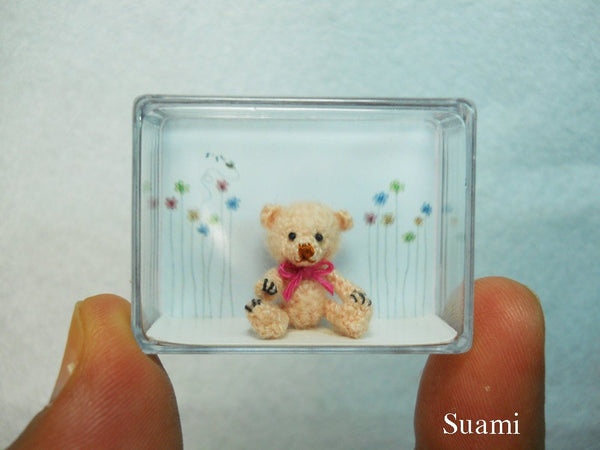 Miniature Bear 0.8 Inch
