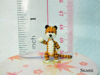 Hobbes Miniature Tiger 01