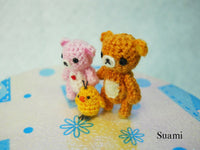 Rilakkuma Bear and Friends