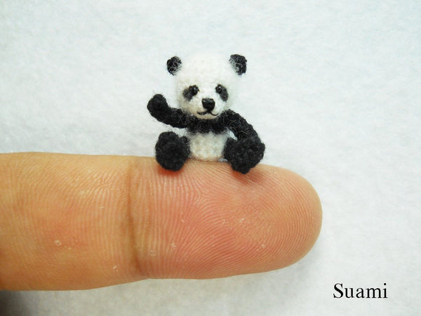 Miniature Panda Bear