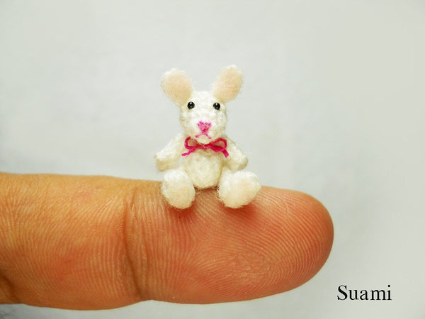 Crochet Bunny Rabbit 0.8 Inch