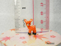 Extreme Micro Fawn Deer 1/2 Inch