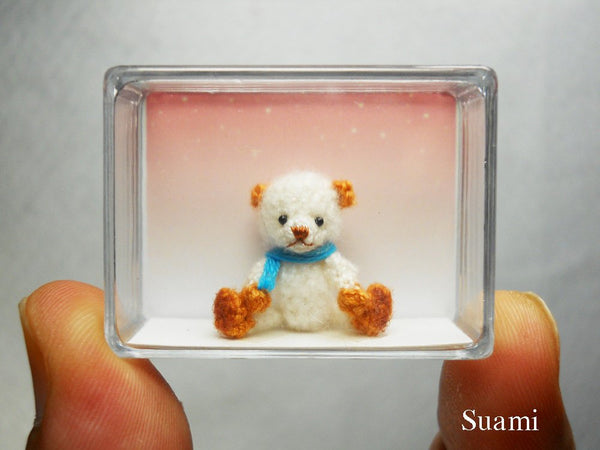 Cute Teddy Mohair Bear