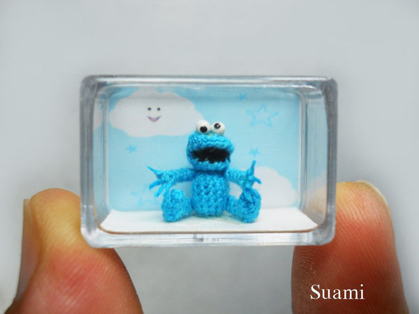 Extreme Tiny Cookie Monster