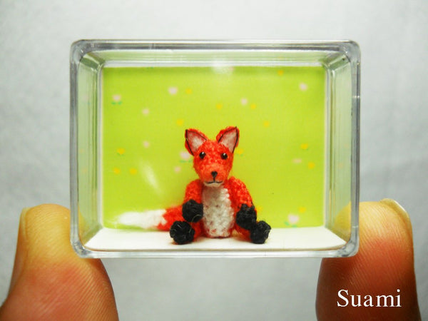 0.8 Inch Miniature Fox