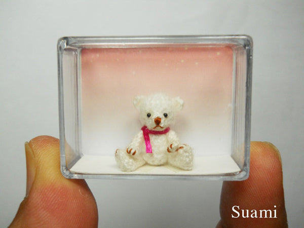 Teeny Tiny Teddy Bear 0.8 Inch