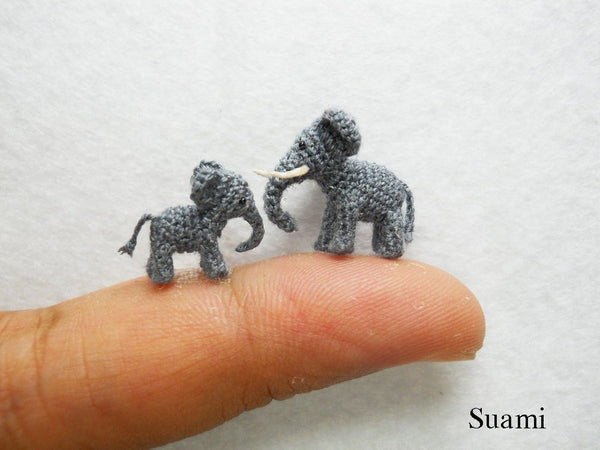 Extreme Tiny Elephants