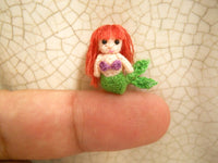 Micro Mini Mermaid
