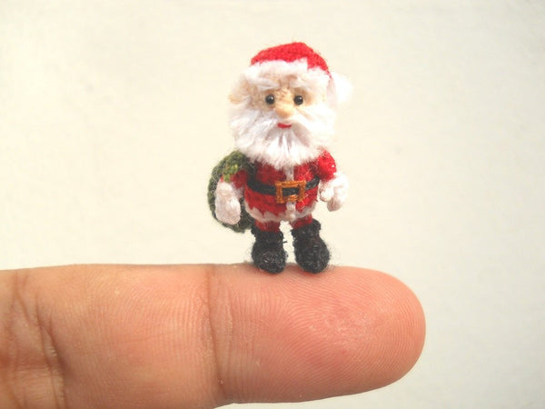 Miniature Santa Claus