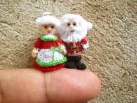 Mr and Mrs Santa Claus
