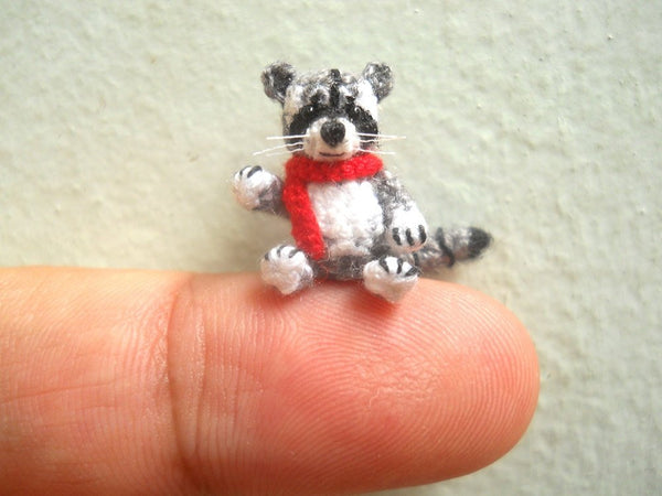 Miniature Raccoon