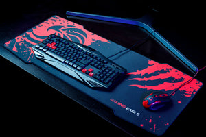 Gaming Mouse Pad Large Extended Mousepad Mouse Mat Gaming Eagle
