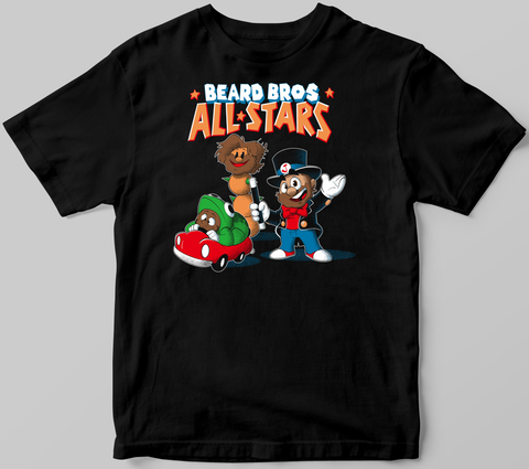 Beard Bros All Stars Shirt