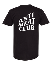 Load image into Gallery viewer, Anti Meat Club- Black