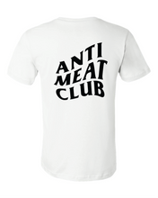 Load image into Gallery viewer, Anti Meat Club- White