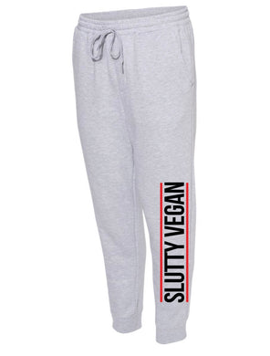 Run Slutty Joggers- Grey