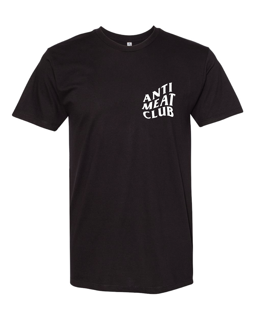 Anti Meat Club- Black