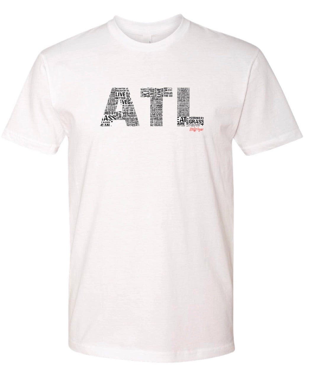 NEW! ATL tee shirt- white