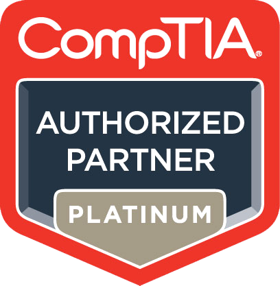 TrainACE is a CompTIA Platinum Partner