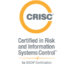CRISC-Certified in Risk and Information Systems Control Training