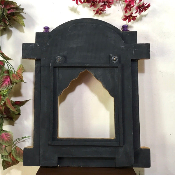 Decorative Wooden Jharoka - Wall Decor