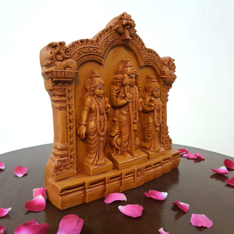 Lord Murugan Idol - Decorative Figurines-Crafts N Chisel-Indian Handicrafts Online USA