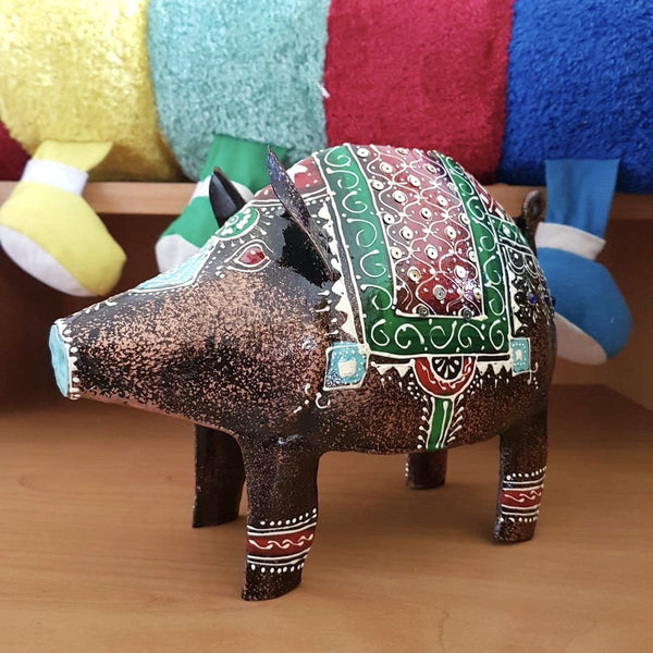 Piggy, Piggy Bank For Boys & Girls - Great Gift For Kids - Home decor - Crafts N Chisel