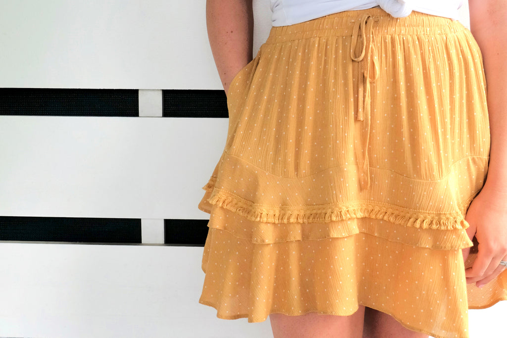 Mandy Skirt <BR> On Sale
