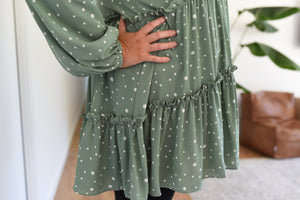 Gracie Smock Dress <BR> On Sale