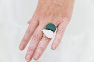 Jade - Clay Ring set <br> On Sale