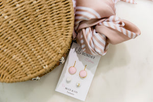 Candy - Clay Drop Earring set <br> On Sale