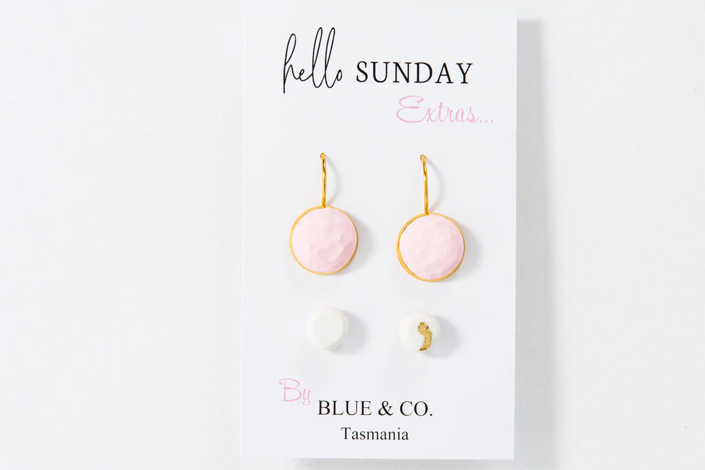 Candy - Clay Drop Earring set