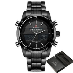 Fashion Men Sports Watch - MEN - ACCESSORIES - WATCHES - Mates In Style Fashion
