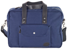 Navy Everyday Brief - MEN - BAGS - BRIEFCASES - Mates In Style Fashion