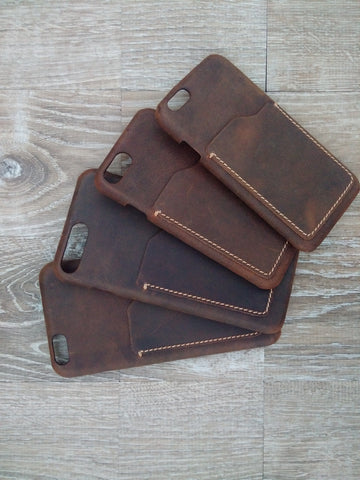 Iphone 6/7 Plus Leather Case | SLIM - MEN - ACCESSORIES - WALLETS & SMALL GOODS - Mates In Style Fashion