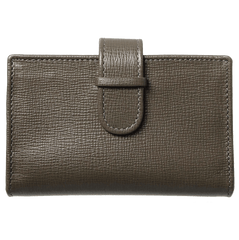 Saffiano Business Card Case Olive | Buy MEN - ACCESSORIES - WALLETS & SMALL GOODS Products Online With the Best Deals at Anbmart.com.au!