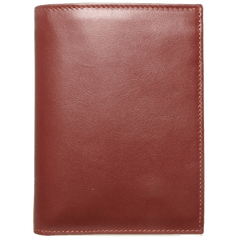 8 CC Buffed Calf Leather Pocket Billfold Brown | Buy MEN - ACCESSORIES - WALLETS & SMALL GOODS Products Online With the Best Deals at Anbmart.com.au!