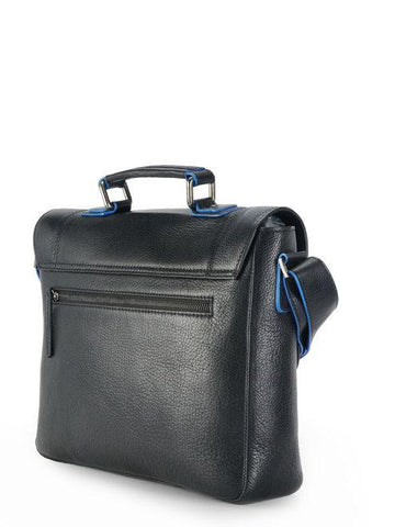 Phive Rivers Men's Black Messenger Bag-PR1127 - MEN - BAGS - CROSSBODY - Mates In Style Fashion