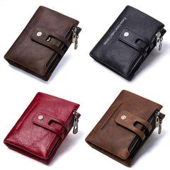 Genuine Leather Wallet | Buy MEN - ACCESSORIES - WALLETS & SMALL GOODS Products Online With the Best Deals at Anbmart.com.au!