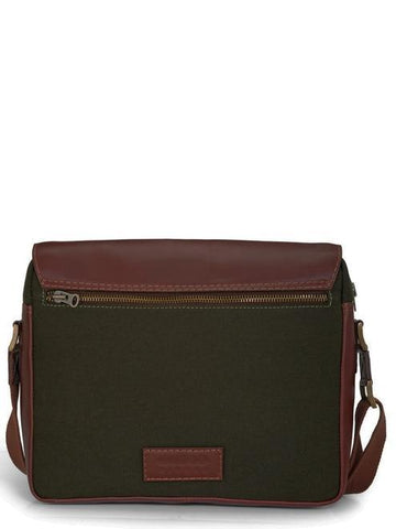 Phive Rivers Men's Green Messenger Bag-PR1110 - MEN - BAGS - CROSSBODY - Mates In Style Fashion
