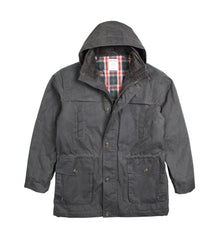 Barkly Field Coat - Military - MEN - APPAREL - OUTERWEAR - JACKETS - Mates In Style Fashion