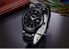 Luxury  Analog Business Wristwatch - MEN - ACCESSORIES - WATCHES - Mates In Style Fashion