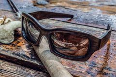 THE DRAKE - BAMBOO SUNGLASSES - MEN - ACCESSORIES - SUNGLASSES - Mates In Style Fashion