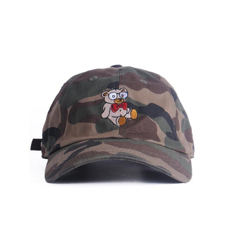 Teddy P Dad Hat - MEN - ACCESSORIES - HATS - Mates In Style Fashion