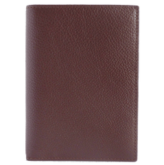 8 CC Grained Calf Leather Pocket Billfold Brown | Buy MEN - ACCESSORIES - WALLETS & SMALL GOODS Products Online With the Best Deals at Anbmart.com.au!